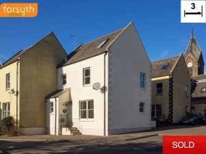SOLD 3 Muirfield Court, Mill Wynd East Linton EH40 3AE Forsyth Solicitors Estate Agents