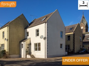 UNDER OFFER 3 Muirfield Court, Mill Wynd East Linton EH40 3AE Forsyth Solicitors Estate Agents