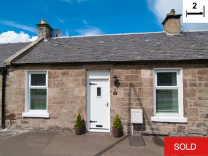 Sold 12 Station Row, Macmerry East Lothian EH33 1PD Forsyth Solicitors Estate Agents