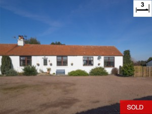 SOLD 2 Dingleton Cottage West Fortune  Offers over £395,000