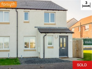 SOLD 2 Old Row Wallyford EH21 8EP Forsyth Solicitors Estate Agents
